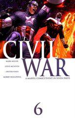 Civil War 6 A Civil War   Civil War Part Six