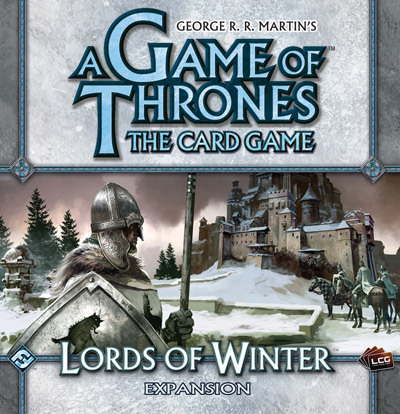 A Game of Thrones: The Card Game - Lords of Winter
