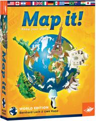 Map It! World Edition