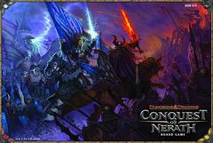 Dungeons & Dragons: Conquest of Nerath Board Game on Channel Fireball
