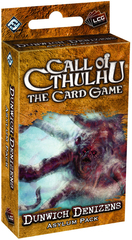 Call of Cthulhu: The Card Game - Dunwich Denizens Asylum Pack