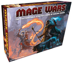 Mage Wars: core box set AWG 1010