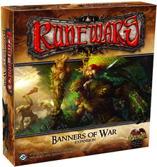 Runewars: Banners of War (In Store Sales Only)