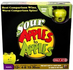 Apples to Apples Sour