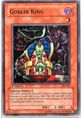 Goblin King - AST-031 - Common - 1st Edition