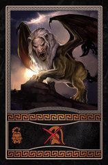 Cyclades: The Manticore