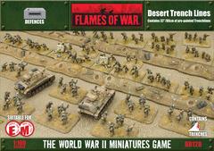 Desert Trench Lines