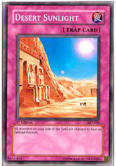 Desert Sunlight - AST-106 - Common - 1st Edition
