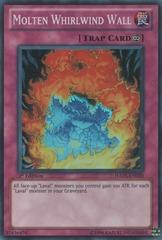 Molten Whirlwind Wall - HA05-EN030 - Super Rare - 1st Edition