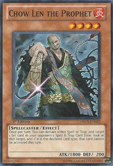 Chow Len the Prophet - ORCS-EN032 - Common - 1st Edition