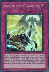 Ninjitsu Art of Super-Transformation - ORCS-EN075 - Super Rare - 1st Edition