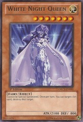 White Night Queen - ORCS-EN090 - Rare - 1st Edition