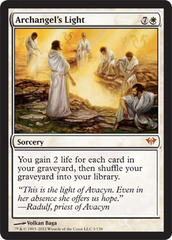 Archangel's Light - Foil on Channel Fireball