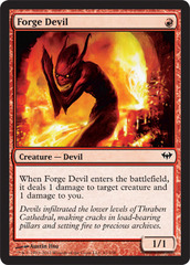 Forge Devil - Foil