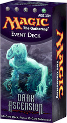 Dark Ascension Event Deck: Spiraling Doom on Channel Fireball
