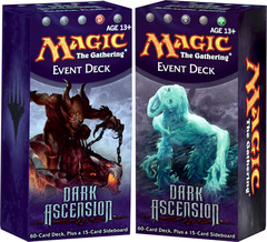 Dark Ascension Event Decks: Set of Two on Channel Fireball