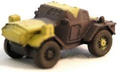 Daimler Dingo Armored Car