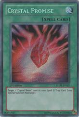 Crystal Promise - RYMP-EN052 - Secret Rare - 1st Edition