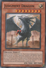 Judgement Dragon - RYMP-EN104 - Common - 1st Edition