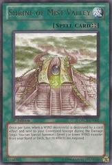 Shrine of Mist Valley - ORCS-EN060 - Rare - Unlimited Edition