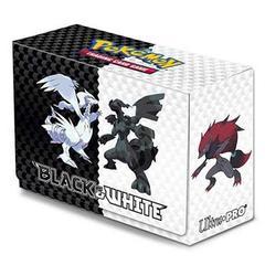 Pokemon Black & White Reshiram Zekrom Deck Box