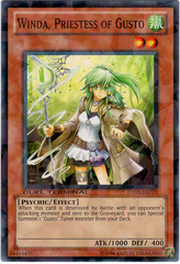 Winda, Priestess of Gusto - DT05-EN073 - Common - 1st Edition