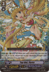 Top Idol, Flores - BT02/020EN - SP on Channel Fireball
