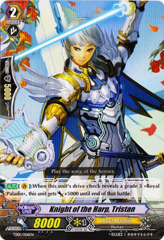 Knight of the Harp, Tristan - TD01/006EN