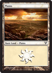 Plains (231) - Foil on Ideal808