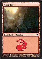 Mountain (239) - Foil on Ideal808
