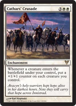 Cathars' Crusade - Foil