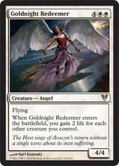 Goldnight Redeemer on Ideal808
