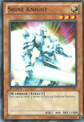 Shine Knight - YS12-EN010 - Common - 1st Edition on Channel Fireball