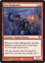 Riot Ringleader on Ideal808