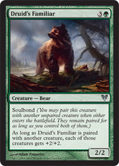 Druid's Familiar