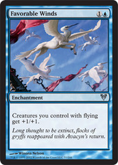 Favorable Winds - Foil