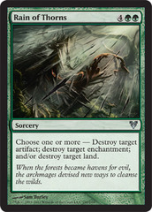 Rain of Thorns - Foil