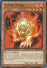 Flame Tiger - GAOV-EN039 - Common - 1st Edition