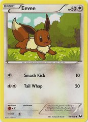 Eevee - 84/108 - Common