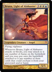 Bruna, Light of Alabaster Oversized Helvault Promo