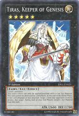Tiras, Keeper of Genesis - BP01-EN029 - Starfoil Rare - 1st Edition