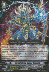 Beast Deity, Azure Dragon - BT06/008EN - RRR on Channel Fireball
