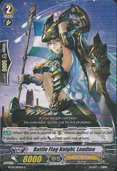 Battle Flag Knight, Laudine - BT06/090EN - C on Channel Fireball