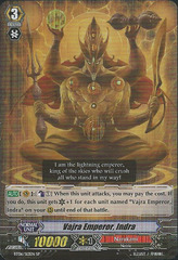Vajra Emperor, Indra - BT06/S12EN - SP on Channel Fireball