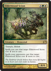 Elderwood Scion on Channel Fireball