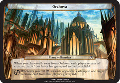 Orzhova on Channel Fireball