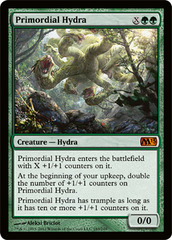 Primordial Hydra on Channel Fireball