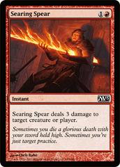Searing Spear - Foil