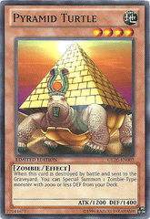Pyramid Turtle - GLD5-EN003 - Common - Limited Edition