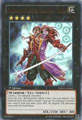 Shadow of the Six Samurai - Shien - SDWA-EN041 - Ultra Rare - 1st Edition on Channel Fireball